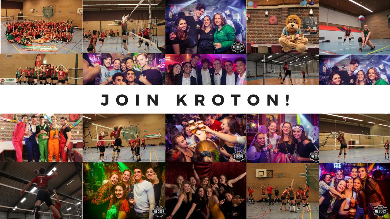 JOIN KROTON!