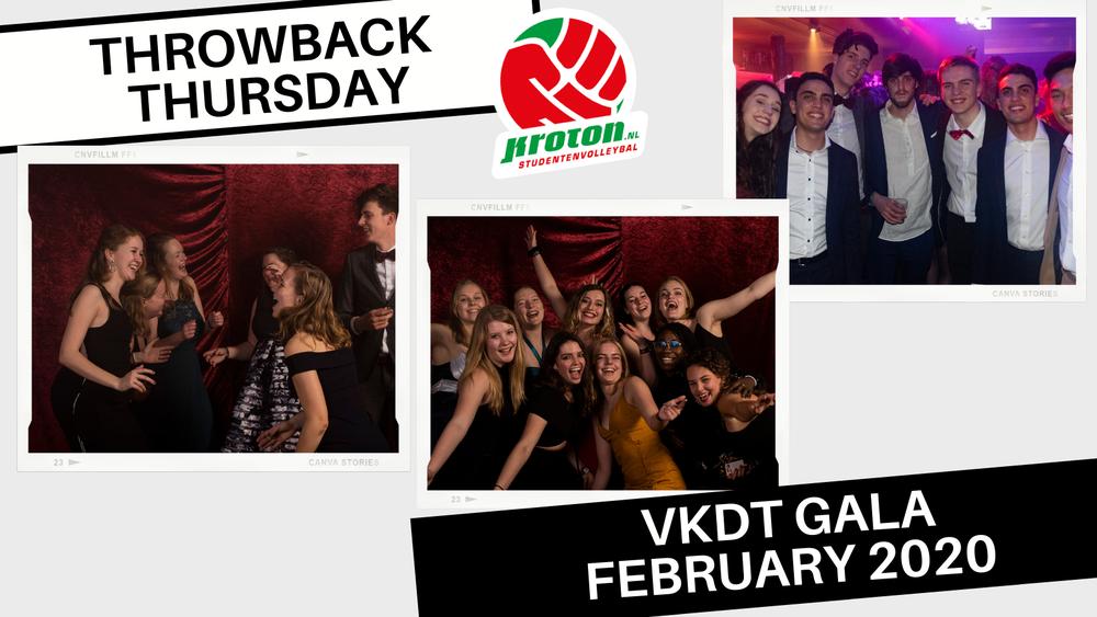 Throwback Thursday: VKDT Gala